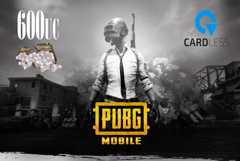 PUBG Mobile 600 UC
