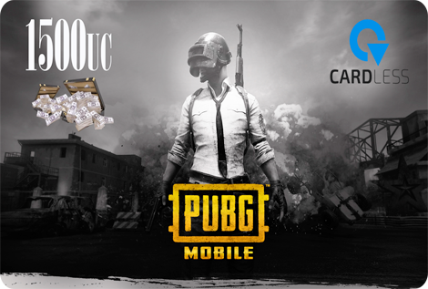 PUBG Mobile 1500 UC