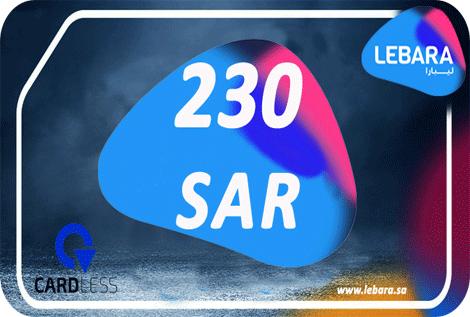 Lebara 230SAR